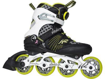 K2 Damen Skates ALEXIS 84 SPEED BOA W Schwarz