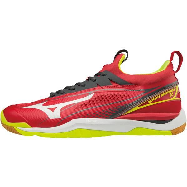 MIZUNO Herren Handballschuhe Wave Mirage 2 | Schuhe > Sportschuhe > Handballschuhe | Mizuno