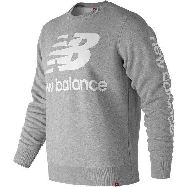 "NEWBALANCE Herren Sweatshirt ""Essentials NB Logo Crew"""