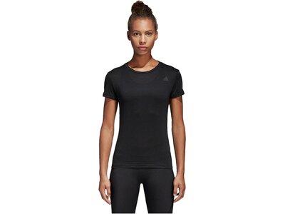 ADIDAS Damen Trainingsshirt FreeLift Prime Schwarz