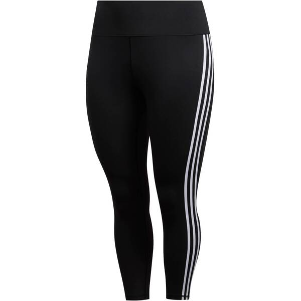 ADIDAS Damen Fitness-Tights 7/8-Länge - Plus Size
