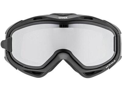 """UVEX Herren Skibrille """"g.gl 300 TO"""" Schwarz"""