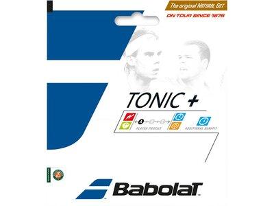 "BABOLAT Tennissaite ""Tonic +"" Weiß"