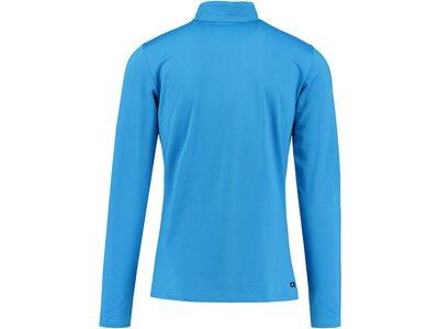 "PROTEST Herren Shirt ""Willowy"" Langarm Blau"