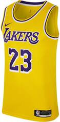 "NIKE Herren Basketball Trikot ""LeBron James Icon Edition Swingman Jersey (Los Angeles Lakers)"""
