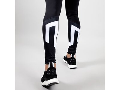 Sport-Leggings Bloc Performance Tights Schwarz