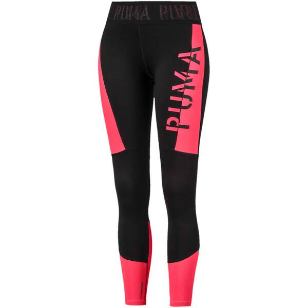 "PUMA Damen Trainingstights ""Logo 7/8 Tight"""