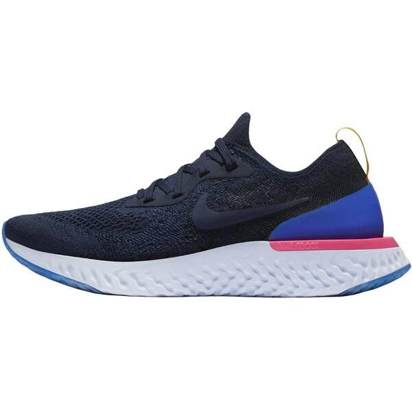 NIKE Running - Schuhe - Neutral Epic React Flyknit Running Damen