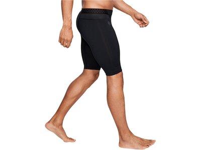 UNDERARMOUR Underwear - Hosen HG Rush Compression Short Schwarz