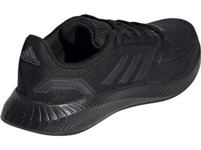 adidas Kinder Runfalcon 2.0 Schuh Schwarz