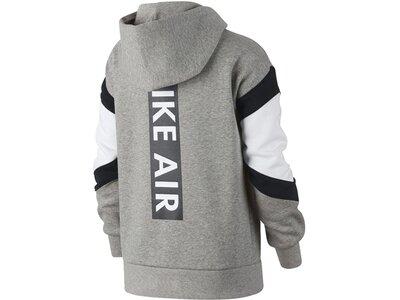 NIKE Lifestyle - Textilien - Jacken Air Kapuzenjacke Kids Grau