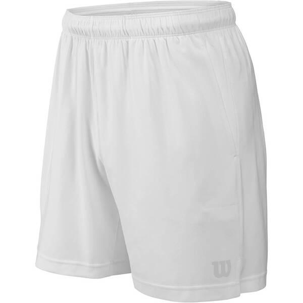WILSON Herren Tennisshorts Rush 7 Woven Short   Sportbekleidung > Sporthosen > Tennisshorts   White   Wilson