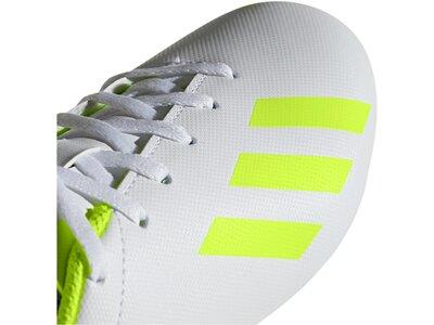 ADIDAS Kinder Fußballschuhe X 18.4 FG Grau