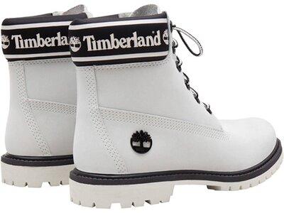 """TIMBERLAND Damen Boots """"6in Premium"""" Weiß"""