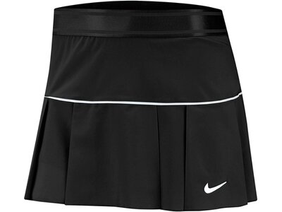 "NIKE Damen Tennisrock ""W NKCT Vicrory Skirt"" Schwarz"