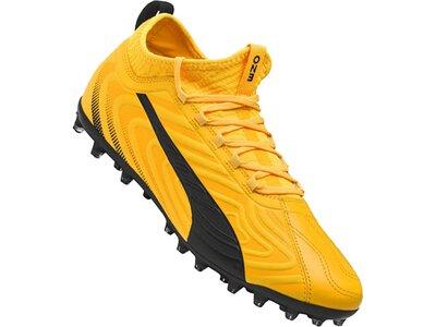 PUMA Fußball - Schuhe - Nocken ONE Spark 20.3 MG Gelb