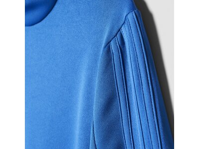 ADIDAS Kinder Tiro17 Trainingsshirt Blau