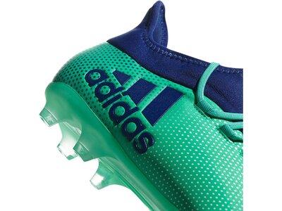 ADIDAS Herren Fußballschuhe X 17.2 FG Grün