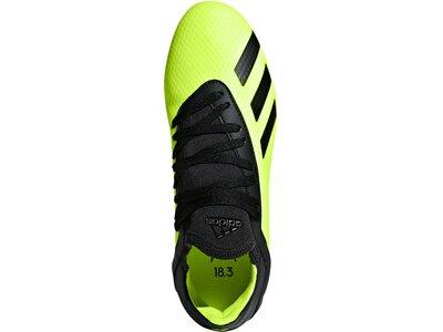 ADIDAS Kinder Fußballschuhe X 18.3 FG Weiß