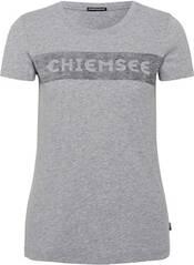 CHIEMSEE T-Shirt mit Logo Frontdruck