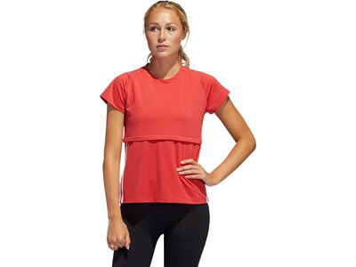 ADIDAS Damen Shirt Rot