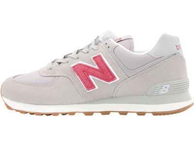 """NEWBALANCE Herren Sneaker """"574"""" Silber"""