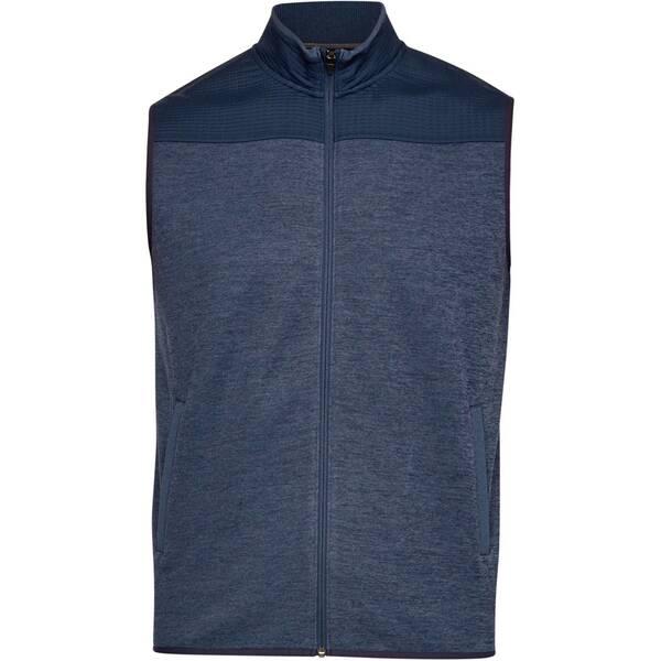 UNDERARMOUR Herren Weste Bodywarmer UA SweaterFleece mit Zip