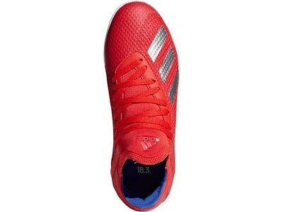 ADIDAS Kinder Fußballschuhe X 18.3 IN Rot