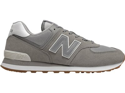 NEW BALANCE Herren Lifestyleschuh ML574 Grau