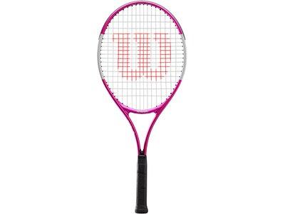 "WILSON Kinder Tennisschläger ""Ultra Pink 25"" besaitet Pink"