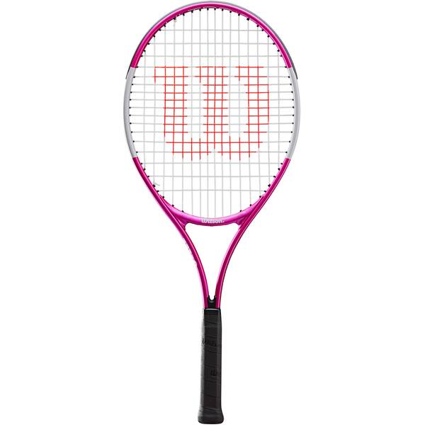 "WILSON Kinder Tennisschläger ""Ultra Pink 25"" besaitet"