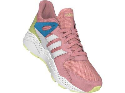 "ADIDAS Kinder Sneaker ""Crazychaos"" Rot"