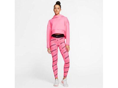 "NIKE Damen Trainingstights ""Printed"" Pink"