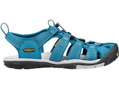 "KEEN Damen Trekkingsandalen ""Clearwater CNX W"" Blau"