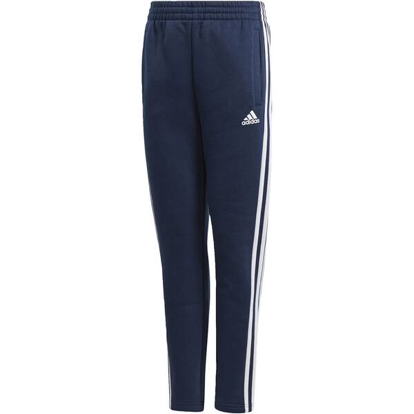 ADIDAS Boys Trainingshose Essentials 3 Stripes Fleece Pant