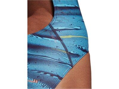 "ADIDAS Damen Badeanzug ""Fitness Training Suit Parley Commit"" Blau"