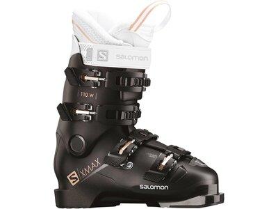 """SALOMON Damen Skischuhe """"X Max 110 W"""" Schwarz"""