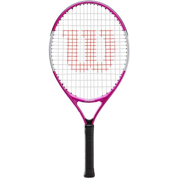 """WILSON Mädchen Tennisschläger """"Ultra Pink 23"""" besaitet"""