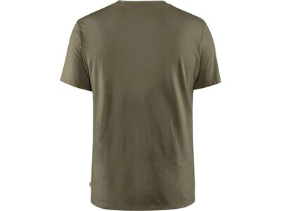 """FJÄLLRÄVEN Herren Outdoor-Shirt """"Arctic Fox"""" Kurzarm Braun"""