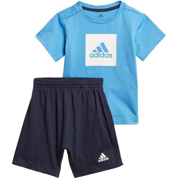 ADIDAS Jungen Baby / Kleinkind Trainingsanzug
