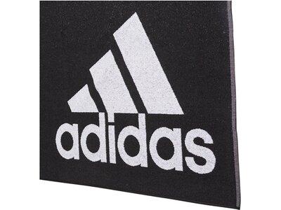 adidas adidas Handtuch L Silber