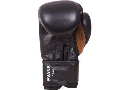 BENLEE Boxhandschuhe aus Leder EVANS Schwarz