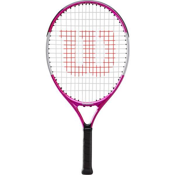 """WILSON Mädchen Tennisschläger """"Ultra Pink 21"""" besaitet"""