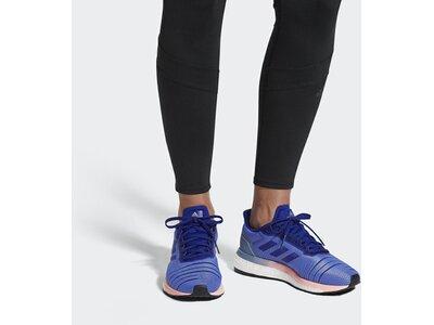 ADIDAS Damen Solar Drive Schuh Blau