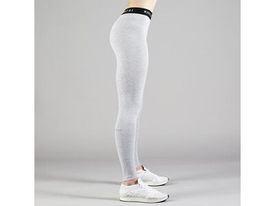 Sport-Leggings ' Premium Soft Tights ' Grau