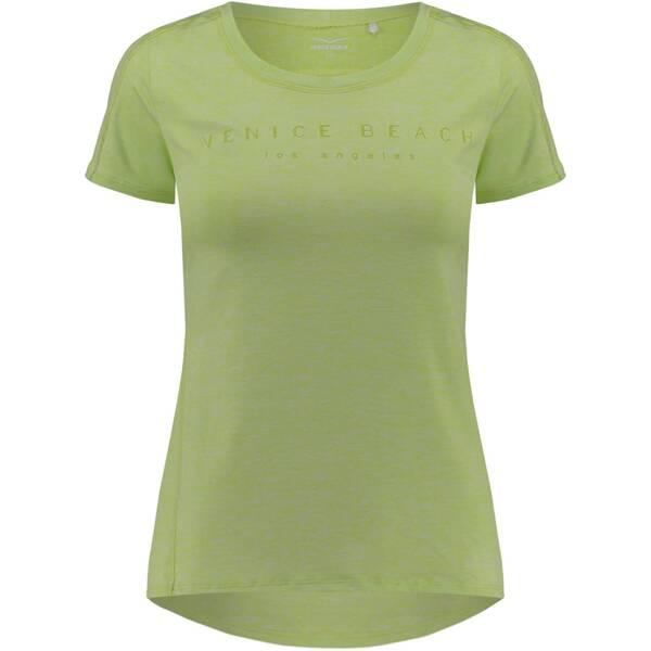 """VENICEBEACH Damen Trainingsshirt """"Palina"""" Kurzarm"""