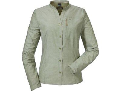 SCHÖFFEL Damen Outdoor-Bluse Sardinien2 Grün