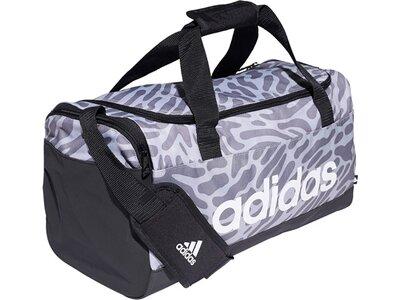 "ADIDAS Sporttasche ""Linear Duffle S"" Silber"