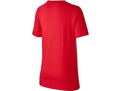 "NIKE Jungen T-Shirt ""JDI"" Rot"