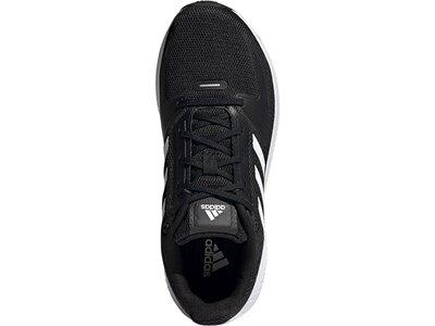 adidas Damen Run Falcon 2.0 Laufschuh Schwarz
